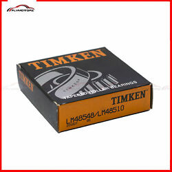 1 Pcs Timken Lm48548andlm48510 Cup And Cone Tapered Roller Bearing Set Wheel Bearing