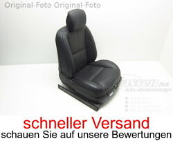 Seat Front Right Mercedes S-class W221 Ventilation Black