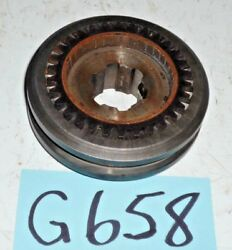 Used Oem ... And03949 - And03955 Mgtd Mgtf 3rd And 4th Gear Sliding Hub And Dog Assy. G658