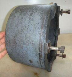 12 Pulley For 2-1/2hp To 12hp Hercules Economy Jeager Hit And Miss Gas Engine