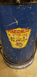 Rare Vintage Marquette Porto-fast Battery Charger 80 Amp Model 201