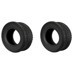 2 Turf Tires 23x8.5x12 4 Ply Tubeless Turf For Boss Riding Mower Tractor 921