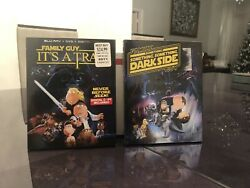 Family Guy Its A Trap And Something Dark Side Blu-ray Disc