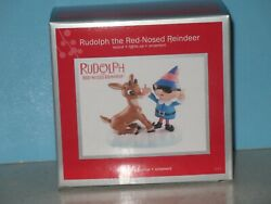 Rudolph American Greetings Christmas Ornament Carlton Cards Red Nose Reindeer