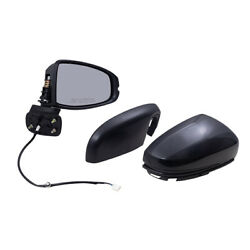 Passengers Power Side View Mirror For 2015-2017 2018 2019 Honda Fit 76208t5ra01