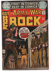 Our Army At War 248 Cover Proof - Sgt. Rock - Joe Kubertand039s File Copy W Coa 1972