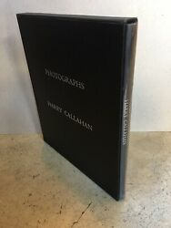 Harry Callahan Photographs Signed Limited First Edition El Mochuelo 1964 Rare