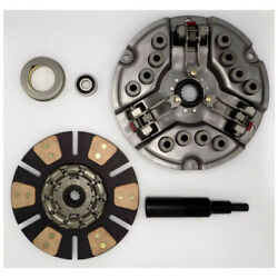New Clutch Kit Fits Case /ih 2806, 2826 Indust/const 384395r94, 405300r92