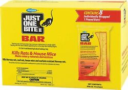 Just One Bite Ii Rat And Mouse Bar 8pk 8lb