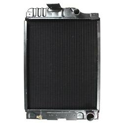 New Radiator Fits Ford Fits New Holland 6610 7610 5610 Replaces 82988918