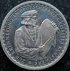 Kappys 7/27-26 Germany 1928 Weimar Republic Cologne Cathedral Rare Silver Medal