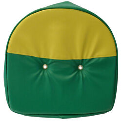 Green And Yellow Cushion Seat Cover Fits John Deere Fits Jd Tractor Mower Oliver 7