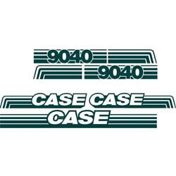 New Whole Machine Decal Set Fits Case Excavator 9040