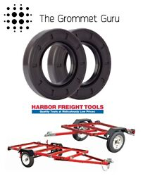 Two Harbor Freight Trailer Hub Seals Grease Seals High-strength Superior Quality