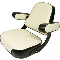 Ih856v New Deluxe Vinly Seat Assm Made Fits Case-ih Tractor Models 1026 1066 +