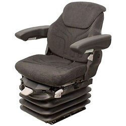 7922 Suspension Seat And Rollers Fits Case Ih Tractor 886 986 1086 1486 1586 3288