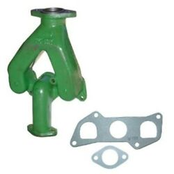 T10369t Manifold With Gaskets Fits John Deere Tractor 340 440