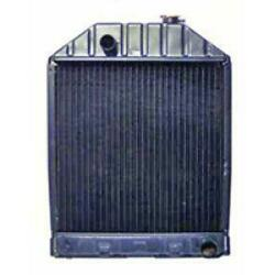 C7nn8005e New Tractor Radiator 5000 5100 5200 5600 6600 7000 7100 7200 Fits Ford