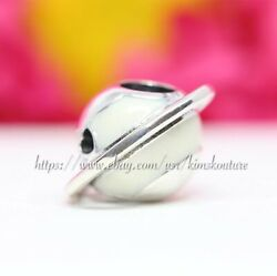 Authentic PANDORA Charm Planet of Love Sterling Silver 797748EN23