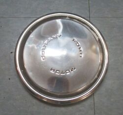 1970-72 Mustang, Torino And Galaxie Original/used 10 1/4 Wheel Cover