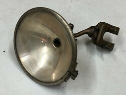 Vintage Lamp Early Old Search Spot Lamp Light Glass Unique Auto Motorcycle Car