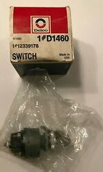 Acdelco D1460 Ignition Lock Cylinder Fits Vintage Cars Gm 12339178 Old Stock
