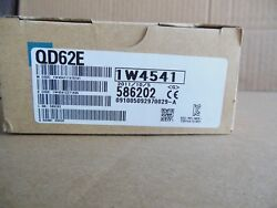 Mitsubishi High Speed Counting Unit Qd62e New 2-5 Days Delivery