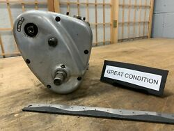 Gearbox Transmission Vintage Royal Enfield Indian Chief Interceptor 747 Great