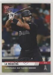 2019 Topps Now Players Weekend /374 Albert Pujols Pw-3