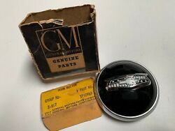 1955-56 Chevrolet 150 Horn Button New Rare And Perfect Original Condition.
