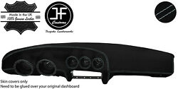 Grey Stitching Dash Dashboard Luxe Suede Cover Fits Datsun 260z 2+2 Jf1