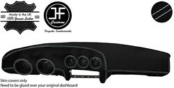 White Stitching Dash Dashboard Luxe Suede Cover Fits Datsun 260z 2+2 Jf1