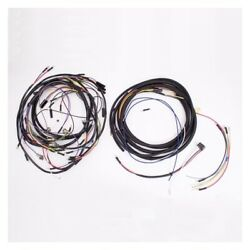 Omix-ada For 57-65 Jeep Cj5 Engine Wiring Harness Cloth Cover 17201.10
