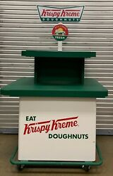 Display Rolling Cart For Bakery, Grocery Store Bakery Display