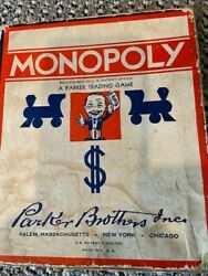 Lot Of 7andnbsp Vintage Collectible Board Games 1933-2004 Monopoly Clue Parcheesiandnbsp