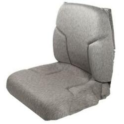 134181a2 Grey Seat Cushion Kit Fits Case-ih Tractor Models 2144 2166 2388 2155