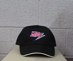 Usfl Football Chicago Blitz Embroidered Hat Ball Cap Bears New