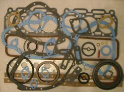 Allis Chalmers D19 Gas And Lp Full Gasket Set Name Brand G230 G262 Buda Engines