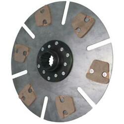 A58975 New 14 Solid Transmission Disc Made Fits Case-ih Tractor Model 970