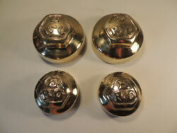 1908 09 10 11 12 Reo Brass Hubcaps Castings1 And 2 Cylinder H Trucks Brass Era