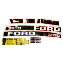 High Quality Complete Decal Kit For 3930 Fits Ford Tractor