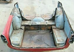 Used Oem ... And03965 - And03968 Triumph Tr4a Rear Body Clip H063