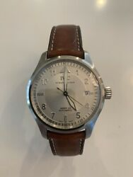 Pilot Mark Xv Spitfire Iw3253-13 Menandrsquos Watch Great Condition