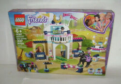 New 41367 Lego Friends Stephanie's Horse Jumpig Set Building Toy Sealed Box A