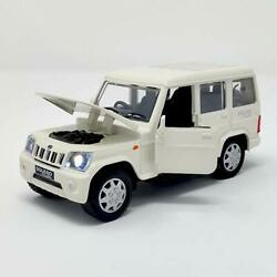 Toys Pull Mahindra Back Action Assorted Color Detailed Interiors Exteriors