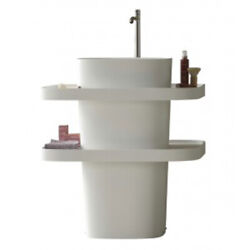 Rexa Catino Fonte Totem Sinks Sink With Removable Basket 02fo44304