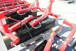 Bush Hog Crb60 60 Rear Blade Attachment For Sub-compact Tractors. Category 1