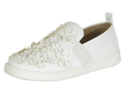 Lucky Brand Little Big Girl#x27;s Labree White Sneakers Shoes $52.95