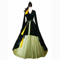 Scarlett Oand039hara Costume Gone With The Wind Southern Belle Halloween Gown Dress