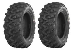 New Gbc Grim Reaper Front Tires - 25 X 8 X 12 - 2002-2008 Yamaha 660 Grizzly